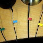 Bloc Multiprise Couleur - Interrupteur pour chaque sortie + 5 stickers de la marque Fishtec ® image 2 produit