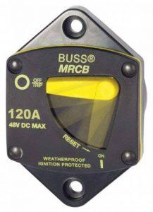 Blue Sea Systems 187-series Disjoncteurs de la marque Blue Sea Systems image 0 produit
