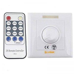 Bonlux Led Dimmer infrarouge 12-Key Triac Dimmer 220 V bouton Triac LED gradateur pour E27 GU10 Dimmable ampoule / spot / spots de la marque Bonlux image 0 produit