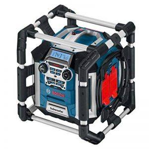 Bosch - GML50 - Radio de chantier / PowerBox de la marque Bosch Professional image 0 produit