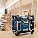 Bosch - GML50 - Radio de chantier / PowerBox de la marque Bosch Professional image 1 produit