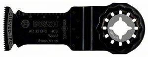 Bosch lame plongeante HCS AIZ 32 EPC Wood, accessoire Starlock de la marque Bosch image 0 produit