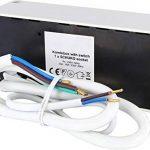 Boîtier prise de courant avec interrupteur encastrable- 230V 16A 3500W - Peut s'encastrer sur une table de la marque HAVA image 1 produit