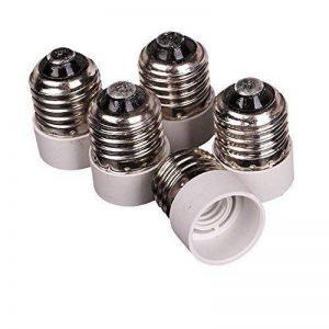 bqlzr Vis à base E27 à E14 LED Ampoule Lampe Adaptateur Convertisseur Support Lot de 5 de la marque BQLZR image 0 produit