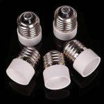 bqlzr Vis à base E27 à E14 LED Ampoule Lampe Adaptateur Convertisseur Support Lot de 5 de la marque BQLZR image 2 produit