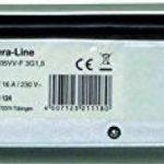 Brennenstuhl 1153301128 Primera-Line Bloc de 8 Prises avec socle/interrupteur 2 m H05VV-F 3G1,5 Noir de la marque Brennenstuhl image 3 produit