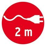 Brennenstuhl Bloc multiprise escamotable & encastrable avec interrupteur, socle 3 prises avec câble H05VV-F 3G1,5 (1,5 m), alu/noir, Quantité : 1 de la marque Brennenstuhl image 4 produit
