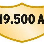 Brennenstuhl Prolongateur multiprise hugo! avec parasurtenseur 19500 A, bloc de 4 prises avec câble H05VV-F 3G1,5 de 2 m de long, anthracite, Quantité : 1 de la marque Brennenstuhl image 2 produit