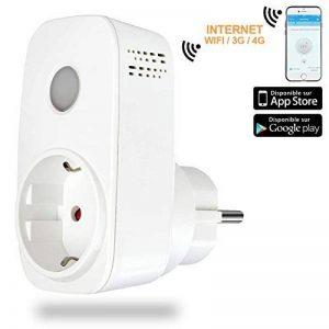 Broadlink Prise Intelligente Wifi/3G/4G avec veilleuse - Pilotez Vos appareils électriques de n'importe où de la marque Broadlink image 0 produit