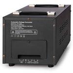 Bronson++ AVT 4000 - 110 / 120 Volts Transformateur USA Convertisseur de Tension - 4000 Watts - Augmentation / Diminution Noyau Torique - Bronson 110V 120V 4000W de la marque Bronson++ image 2 produit