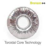 Bronson++ HE-D 800 Transformateur - 110 volts sortie AC - haute efficacité / faible bruit USA Convertisseur de tension - 800 watts - Bronson 800W de la marque Bronson++ image 3 produit