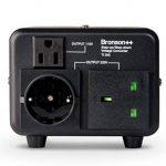Bronson++ TI 200 - Transformateur 110 volts - Troïdal Core USA Converter 200 watts entrée/sortie réversible Bronson 110V 200W de la marque Bronson++ image 1 produit