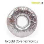 Bronson++ TI 300 - Transformateur 110 volts - Troïdal Core USA Converter 300 watts entrée/sortie réversible Bronson 110V 300W de la marque Bronson++ image 3 produit