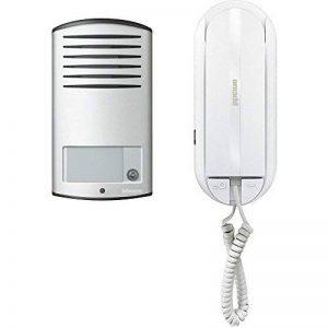 BTicino 366811 Interphone à 1 combiné, 2 fils de la marque Bticino image 0 produit