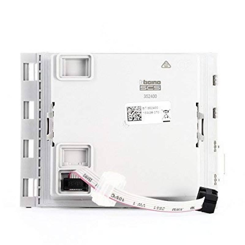 Bticino plaques et /équipements de gardien 351300/ /Module A//V /à grande ouverture 2H