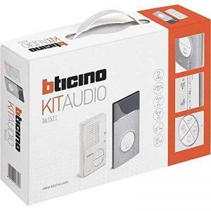 BTICINO Kits videoporteros 361511–Kit V12H c100a12b-l3000 de la marque Legrand image 0 produit