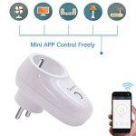 Busirde S26 Sonoff Intelligente de Charge Port Télécommande sans Fil WiFi Prise d'alimentation Accueil Fiche de Travail Alexa Google Assistant IFTTT de la marque Busirde image 2 produit