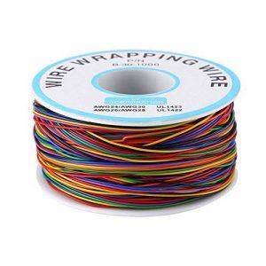 cable electrique 1mm TOP 8 image 0 produit
