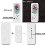 carillon sans fil avec 2 boutons TOP 10 image 4 produit