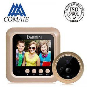 carillon sans fil avec caméra TOP 4 image 0 produit
