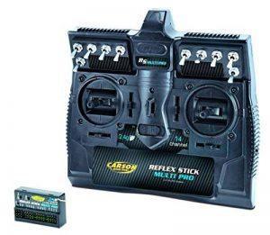 Carson 500501003–Reflex Stick Multi Pro 2.4GHz, 14canaux de la marque Carson image 0 produit
