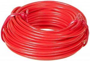 Cartec 103301 Câble Électrique Auto 2 mm x 10 m Rouge de la marque Cartec image 0 produit