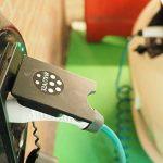 Câble de recharge VE Gen2 type 1 vers type 2 Enroulé 10m 32A Noir de la marque EV Cables image 3 produit