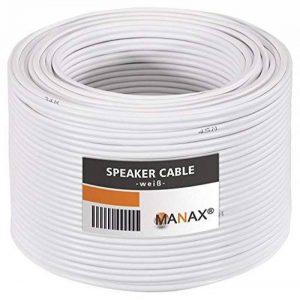 câble électrique blanc TOP 1 image 0 produit