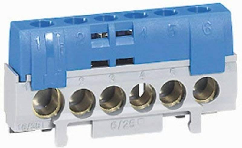 1/fil /électrique en cuivre longueur 1,5//2,5//4//6//10/mm2/230/V bleu