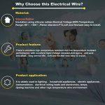 câble souple électrique TOP 13 image 4 produit