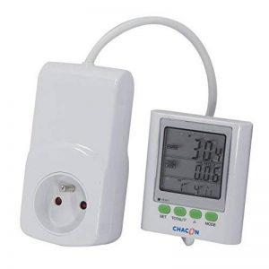 Chacon 54365 Compteur de consommation avec écran déporté Ecowatt 650 de la marque CHACON image 0 produit