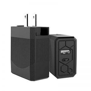 Chargeur Rapide Type-c Chargeur de 38W PD5V3.1A tête de Charge téléphone Portable Tablette Adaptateur Secteur USB, Noir de la marque Ty—Device image 0 produit