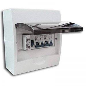 Coffret électrique 8 modules blanc - ZENITECH de la marque Zenitech image 0 produit