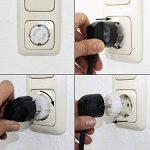 Com-Four Cache-prise–Protection optimale pour bébés et enfants 12 Stück de la marque com-four image 1 produit