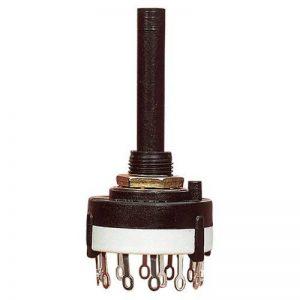Commutateur Interrupteur Rotatif 4 Circuits 3 Positions de la marque Eagle image 0 produit