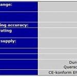 Compteur d'énergie consommation (kWh) & Puissance (kW) Compteur Courant Fort entre Compteur 380/400V Digital DIN de Chapeau Rail zs4de FBA de la marque OCS.tec image 4 produit
