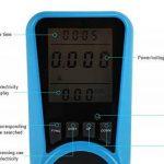 Compteur d'Énergie Électrique Prise Moniteur de Consommation Wattmètre pour Maison de la marque XAJH image 3 produit