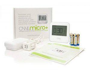 Compteur de consommation électrique OWL Micro+ CM180 de la marque Owl image 0 produit