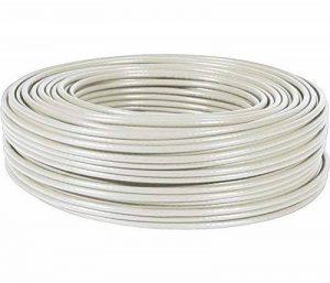 connect 100m S/FTP Cat. 6A Stranded-wire Câble–Gris de la marque connect image 0 produit
