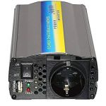Convertisseur onduleur électrique port USB 300/600W 12V-230V accessoires de la marque Deuba image 2 produit