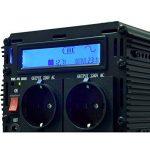 convertisseur pur sinus 12v 220v onduleur 2500 5000w transformateur de tension de la marque Generic image 2 produit