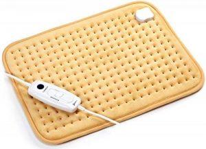 Coussins chauffants électriques Plage de température 36-75 ℃ Coussin chauffant pour réchauffer le corps et pour apaiser Épaules du cou Douleurs de dos de la marque CosyMatt image 0 produit