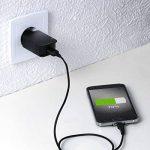 CSL - Chargeur USB 2A / 2000 mA | 1 Port USB Secteur Mural | Adaptateur électrique pour Tablette/iPad / Samasung Galaxy/LG / Sony/iPhone X / 8 Plus / 8/7 Plus / 7/6 Plus | Noir de la marque CSL-Computer image 2 produit