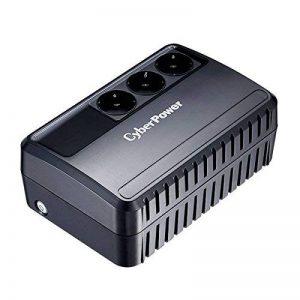 Cyberpower BU600E Onduleur 600VA/360W AVR 3x Schuko, service de remplacement anticipé de la marque CyberPower Systems image 0 produit