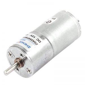 DC 12 V 60RPM 4 mm Dia Tige cylindrique aimanté télescopique à moteur électrique de la marque Sourcingmap image 0 produit