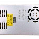 DC 48V 10A Commutation Source de Courant avec Affichage de Tension,Yeeco 110V / 220V 480W Convertisseur de Puissance Transformateur de Tension pour la Radio, Lumières de Bande de LED, Projet Informatique de la marque Yeeco image 4 produit