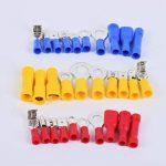 DEDC Lot de 480 Coffret Cosses Electriques Cosse Electrique Automobile avec Boîte de Rangement de la marque DEDC image 3 produit