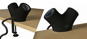 Design 2voies USB Bureau Blanc 1,4Mètres de câble 2prises murales caoutchouc de la marque Sila image 0 produit