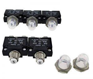 disjoncteur 5 ampères TOP 9 image 0 produit