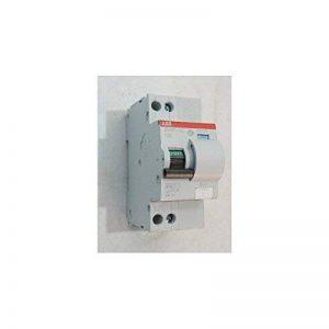Disjoncteur différentiel 20A 1P+N courbe C 6kA protection 300mA type AC série DS951 ABB 430123 de la marque ABB image 0 produit